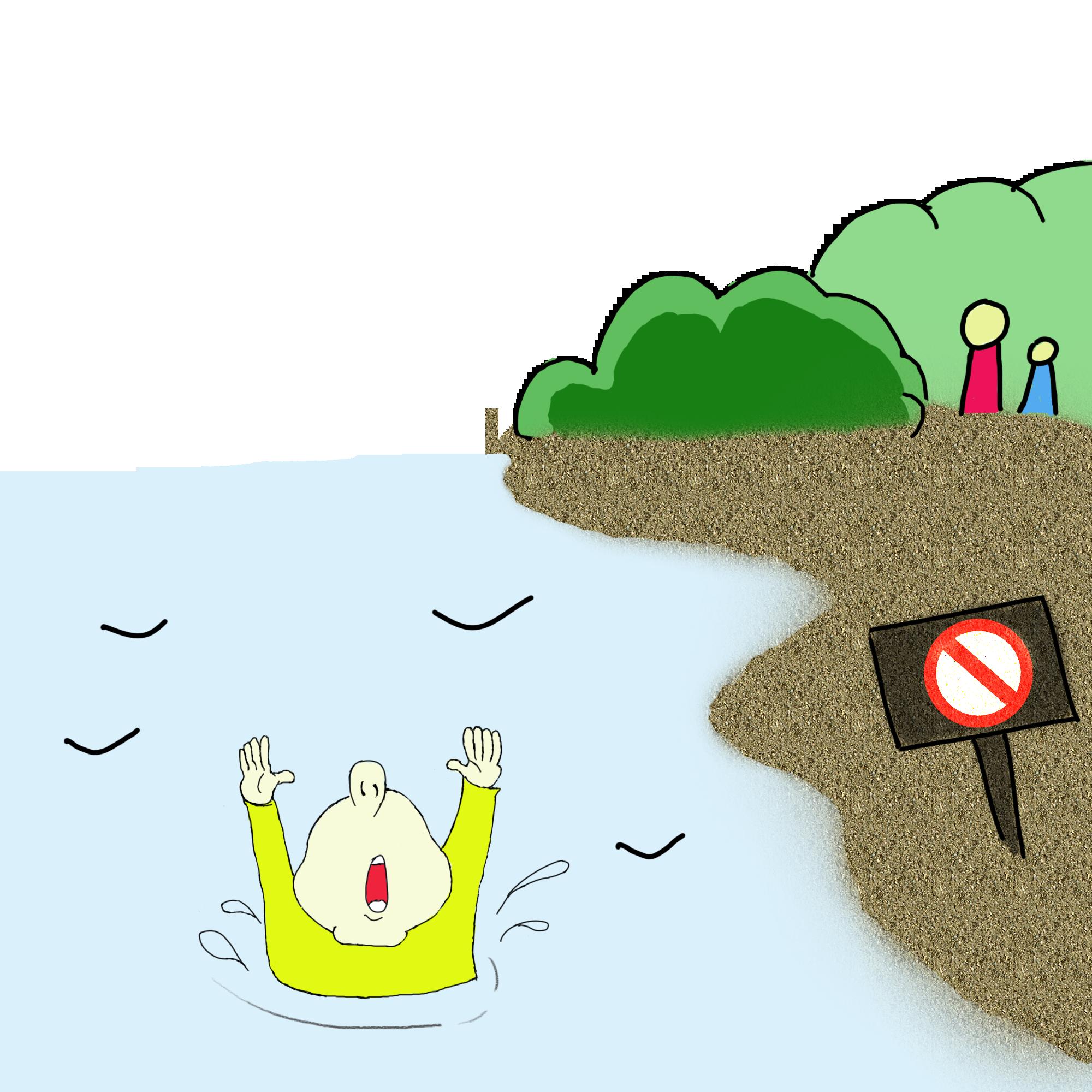 预防溺水教育系列