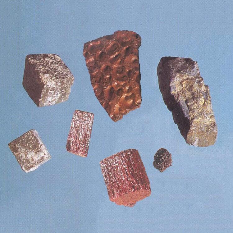 常用矿物类中药
