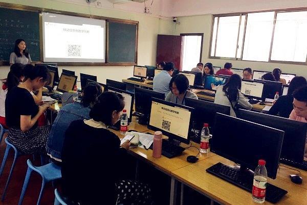 回顾∣广西二轻工业管理学校移动信息化教学能力提升培训会圆满结束